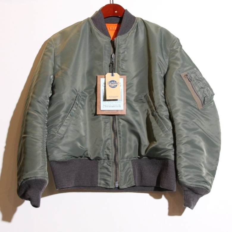 buzzrickson MA-1 flying jacket (M)