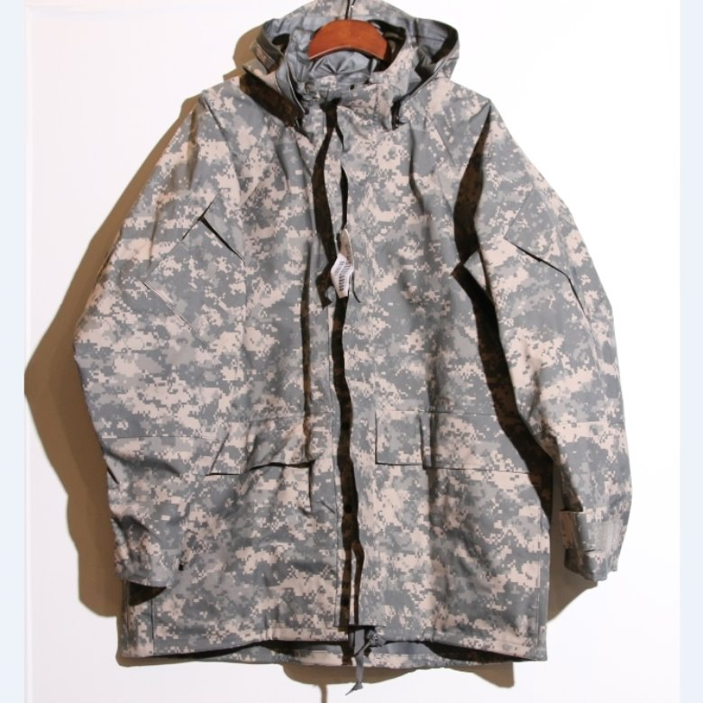 us army ecwcs gen2 level6 gore-tex parka (L-R)