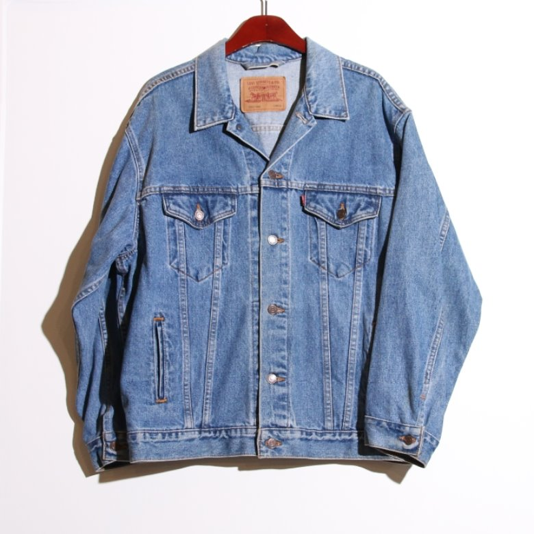 levis 90s 70507-4890 denim jacket (L)