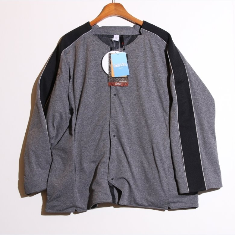 alk phenix PARALLEL CARDIGAN / TECHNISTA 48 X POLARTEC (M)
