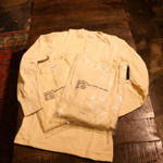 80s us army undershirt henry neck